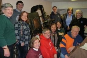 Teachers at Yerkes Observatory Chicago