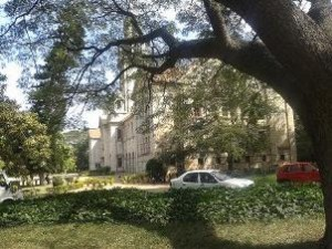 The Indian Institute of Science, a 106 year-old research establishment.