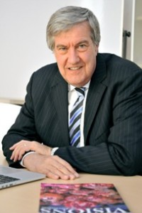 Graeme Pollock, Director of the European Azerbaijan School in Baku